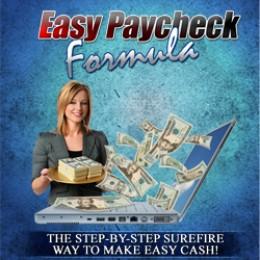 Easy Paycheck Formula by Sara Young