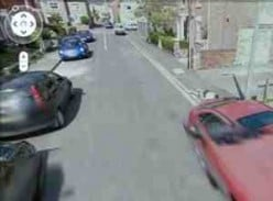 Google Street View Dead Body Mystery and some more strange and funny captures!