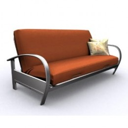 American Furniture Alliance Evolution Futon Frame