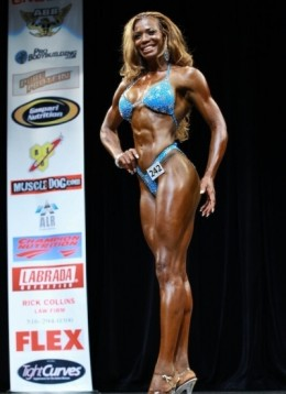 Jennifer Hernandez - female fitness competitors