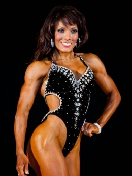 Cheryl Brown - fitness women