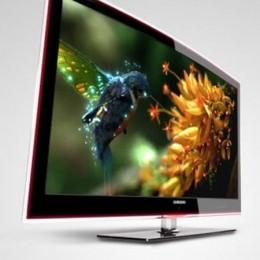 New LED TV
