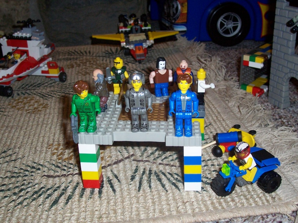 unlikely lifes lessons from my lego blocks Blocks dolls expand your child's growing creativity with endless colourful scenarios of animals and everyday life with the classic lego building experience.