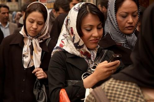 Tehran bazaar, Iran Photo: kamshots via flickr