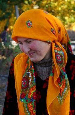 Girl, Tajikistan Photo: babasteve, via flickr