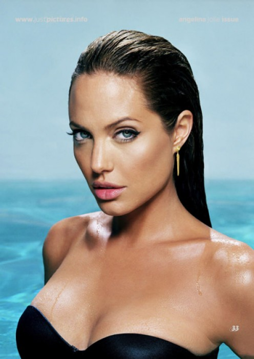 Angelina Jolie Gorgeous