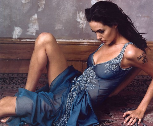Angelina Jolie Photo Shoot
