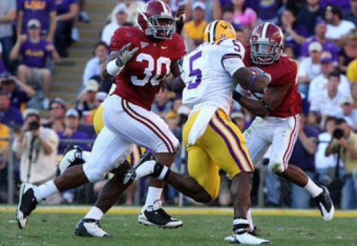 LB Dontae Hightower  Alabama