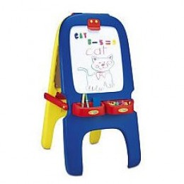 Crayola Easels for kids to explore art.