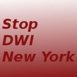 Stop DWI New York