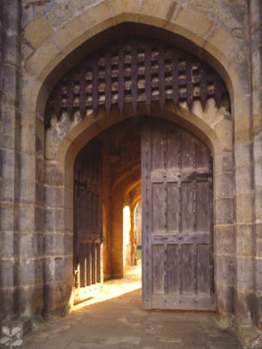the medieval east gate - photo #43