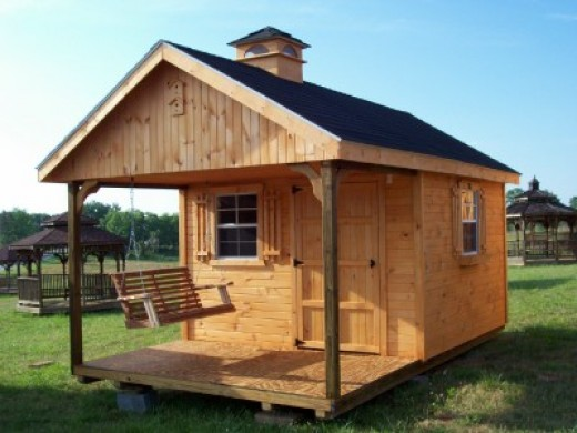 How to build garden shed 101