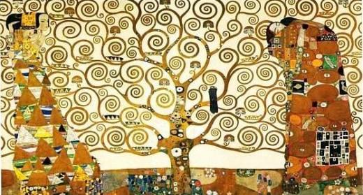 Tree of Life - Gustav Klimt