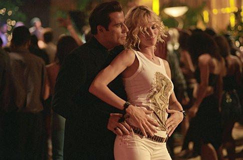 John Travolta and Urma Thurman