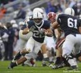 RB Evan Royster  Penn State