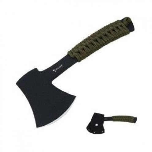 Tomahawk Full Tang Camp Combat Axe with Nylon Sheath