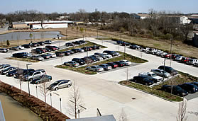 Heifer Int'l Parking Lot design no ground water pollution!