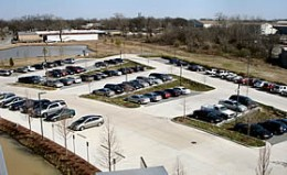Heifer Int'l Parking Lot design no ground water pollution!