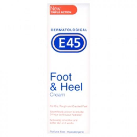 Foot and heel cream