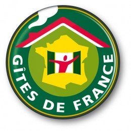 Membership of Gites de France ensures high standards (we were members but we are now with Happy Home)