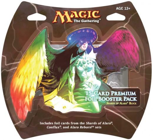 Premium Foil Shards booster!