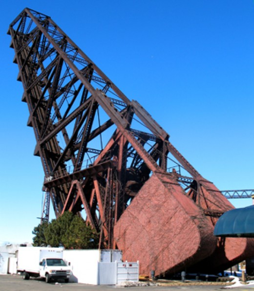Baltimore & Ohio Railroad Bridge #464, Cleveland, Ohio