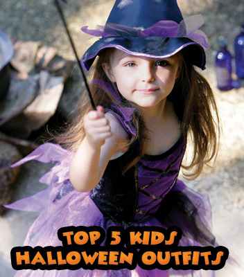 Five Fun Kids Halloween Costumes for any Budget