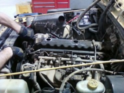 How to replace a head gasket on a 2000 Jeep TJ