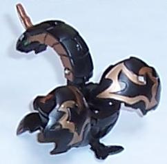 800G Black Darkus Apollonir