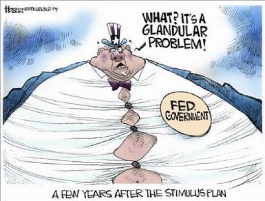 Essay over national debt