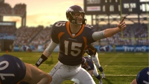 Tim Tebow, Denver Broncos
