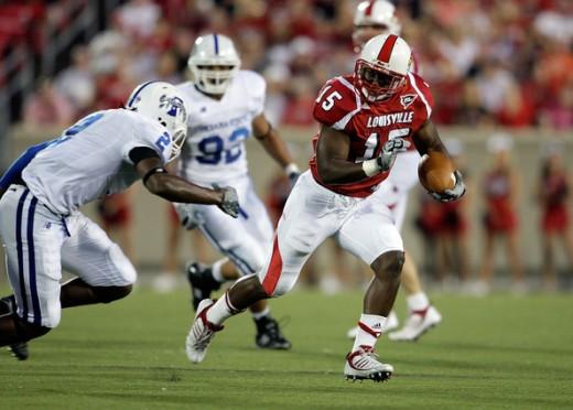 RB Bilal Powell   Louisville