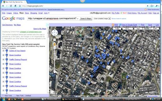User-created Maps