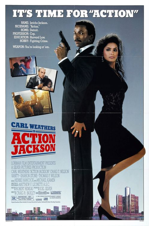 "The Movie ""Action Jackson"" (1988)"