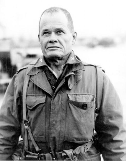 Chesty Puller Famous Quotes Quotesgram