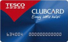 Supermarket Loyalty Card