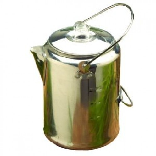 Texsport Aluminum 20 Cup Percolator