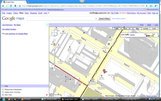 Zoom Traffic Overlay