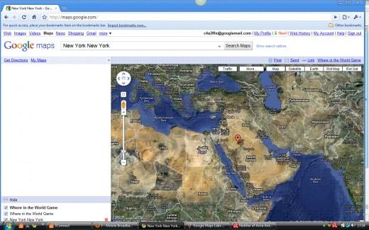 Rotatable Maps