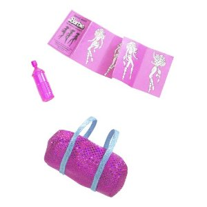 Great Shape Barbie accessories