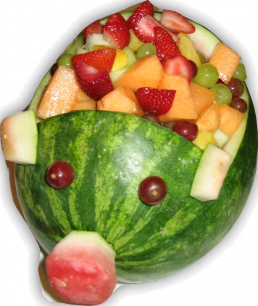 Fruit Pig!