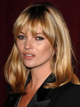 Kate Moss is said to be a Glamoxy user