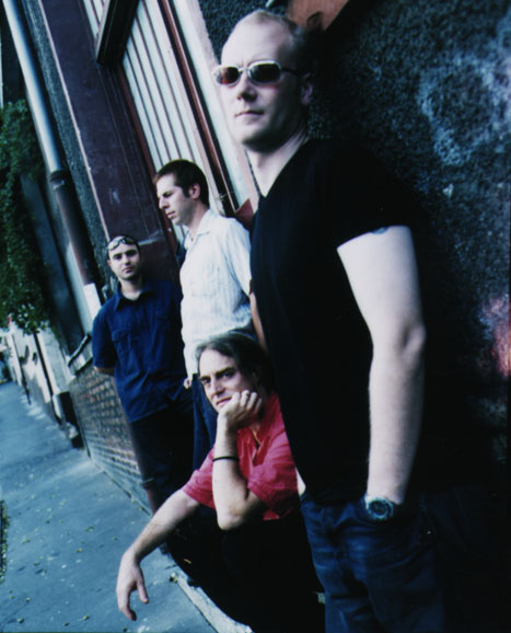 this is me with my old band ~ SOUL COUGHING