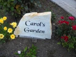 Create a Memorial Garden