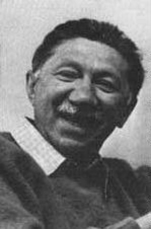 Abraham Maslow, father of Humanistic Psychology