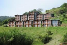 The fabulous El Establo Mountain Hotel in Monteverde, Costa Rica
