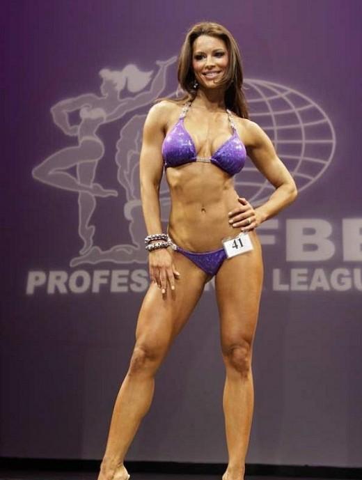 Jelena Abbou - IFBB Bikini Pro