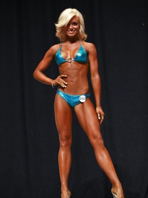 Dianna Dahlgren - IFBB Pro Bikini