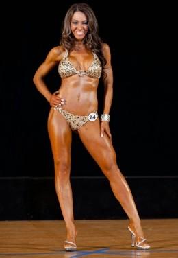 Janet Harding - IFBB Pro Bikini