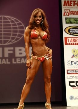Shelsea Montes - IFBB Pro Bikini